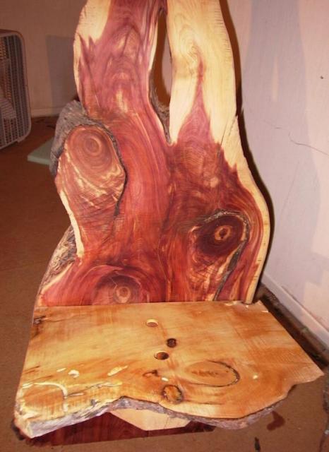 Camp chair detail
